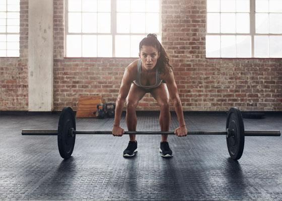 renforcement musculaire, sport et fruits