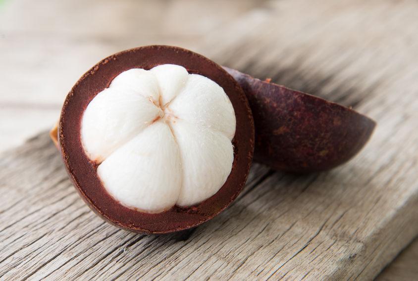 Mangoustan (fruit) : description