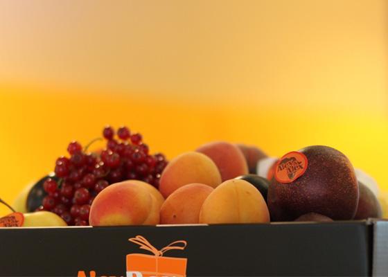 Vos paniers de fruits au bureau en Octobre