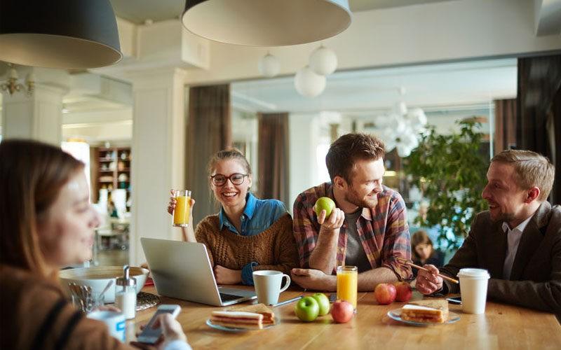 Les fruits : une source de mieux-être au travail