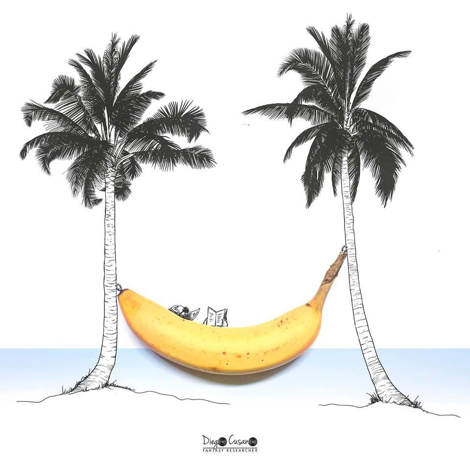 Juillet 2017 - Banana relax