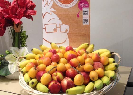 Vos corbeilles de fruits en Mai