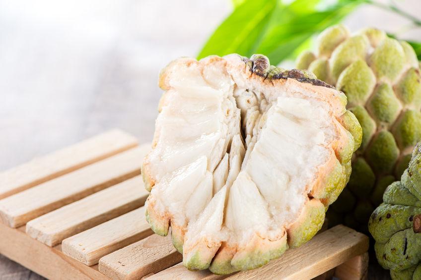 Zatte fruit : description