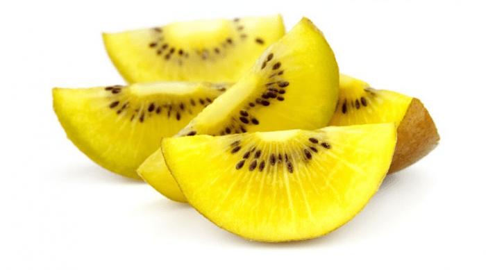 Kiwi Jaune – l'alternative douce et sucrée au kiwi vert