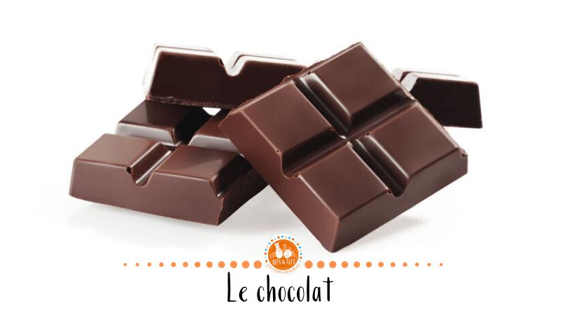 CHOCOLAT ET CERVEAU
