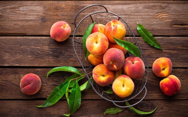 Les fruits à noyau (pêche, abricot…) : de «super fruits» contre le stress au travail ?