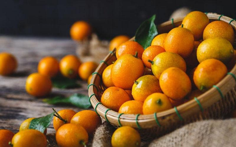 Kumquat : un fruit très facile à manger au bureau